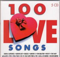 Cover  - 100 Love Songs [2008]